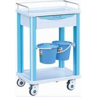 ABS Emergency Trolley Equipment Crash Carts For Medical Offices / Nursing Homes Manufactures