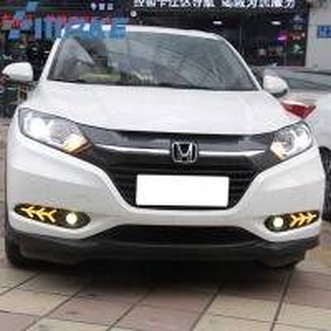 DRL Fog Lamp Ip67 Daytime Running Lights For Honda HRV Vezel Manufactures