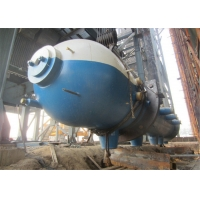 Power Plant Industrial Oil Fired SGS Boiler Steam Drum Manufactures