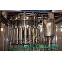 2 In 1 Counter Pressure Beverage Can Filling Machine Manufactures