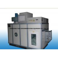 Wheel Adsorption Stand-alone Industrial Desiccant Rotor Dehumidifier 4500m³/h Manufactures