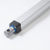 12000N 24VDC Linear Actuator Electric Drive Pusher For Solar Tracking System Manufactures