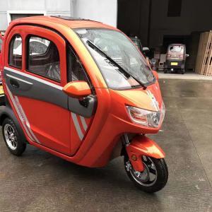 45Ah Battery Passenger 60V Three Wheeled Vehicles Manufactures