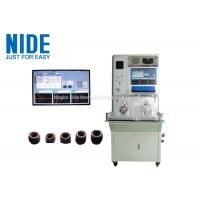 Air Conditioner Motor Testing Equipment Computer Control With Double Stations Manufactures