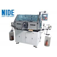Seat Adjustment Motor Armature Winding Machine Automatic Single Working Station Manufactures