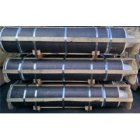 Ultra High Power UHP Graphite Electrode Bar 1500-2100mm Length CCIC Approval Manufactures