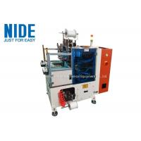 Automatic Two Needles Stator Coil Lacing Machine BXⅡL1-160 / 160 Manufactures