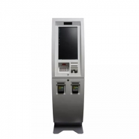 Bitcoin EMV SAW Touch Self Service Payment Terminal 1.8GHz Manufactures