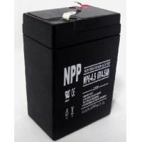 Rechargeable Battery 6V4.5ah (CE, UL, SGS) Manufactures