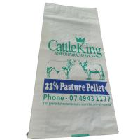 25kg 50kg PP Woven Bags Virgin Polypropylene Material Any Size Available Manufactures