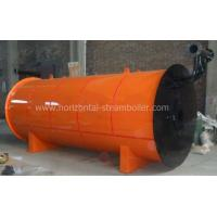 300kw Efficient Thermal Oil Boiler Steel Tube Gas Fired Horizontal Low Pressure Manufactures