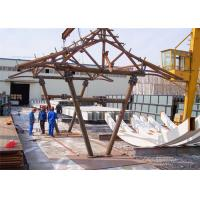 Precision Carbon Steel Structure Customized  Automatic Submerged Arc Welding Tent Frame Manufactures