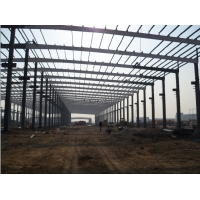 Fire Resistance H Section Steel Q355b Structural Steel Warehouse Manufactures