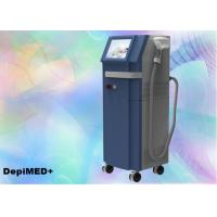 Women 808nm Diode Laser Hair Removal Machine 10Hz 10 - 1500ms Pulses FCC Manufactures