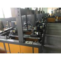 Innovative Automatic Paper Box Making Machine Safety Operation 1200kg Weight Manufactures