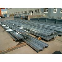 Cold Formed Galvanised Steel Purlins Light Steel Z Purlin Construction Material Manufactures