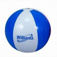Inflatable Beach Ball, OEM Orders Welcomed, 6, 12, 36 Pieces and Other Panels Manufactures