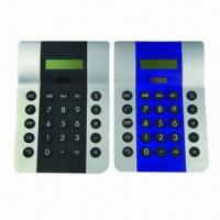 Desktop Calculators, Transparent Shell Available, Customized Logos are Accepted Manufactures