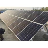 Black Stock Poly Solar Panel , Solar Energy System ISO9001 Standard Manufactures