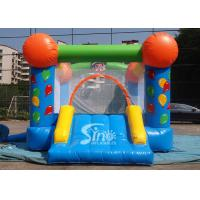 Indoor kids small inflatable bouncer for family fun from China Inflatable Factory Manufactures