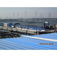 H Section Anti Wind EPS Roof Steel Structure Warehouse Manufactures