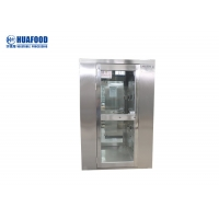 Purified Cleanroom Air Shower Manufactures