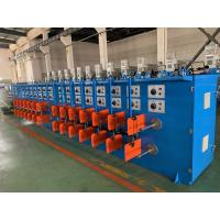 Buy cheap Industrial Wire Tinning Machine , Fully Automatic Wire Stripper 0.15-0.64mm Wire from wholesalers