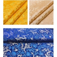 Buy cheap Silk jacquard sofa cover fabric from wholesalers
