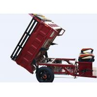 300kg Loading 60V 1000W 45Ah Electric Cargo Tricycle Manufactures