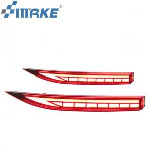 Fishbone Style LED Rear Bumper Light For Toyota Corolla Sedan Brake Manufactures