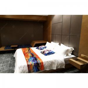 Bowson Shangdian Brand Luxury Hotel Room Furniture Bedroom Furniture Set Manufactures