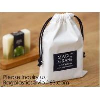 Cotton Muslin Bags Cotton Drawstring Pouch Gift Bags with Drawstring for Party Supplies Daily Use,Multi-purpose Cotton C Manufactures