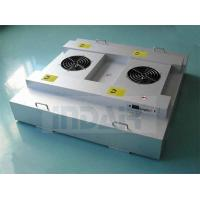 Buy cheap System Control H14 Fan Filter Unit FFU Perfect Sealing Specially Designed Pinch from wholesalers