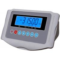 Buy cheap High Precision Economic Digital Weight Indicator A1-L With Plastic Housing from wholesalers