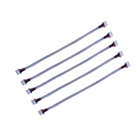 IATF Flexible Flat 4 Pin 220mm Ribbon Cable Wire Manufactures