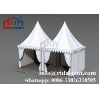 Buy cheap Tradeshow Light Weight Pagoda Party Tent 3x3 4x4 5x5 6x6 8x8 10x10 Dimension from wholesalers