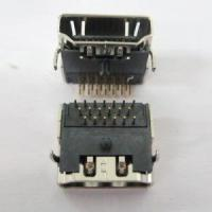 HDMI 90 Degree DIP Female Three Row Pin Headers Manufactures