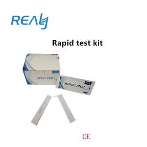 CE TUV Home Nursing Blood IgG IgM Cassette Test Kit Manufactures