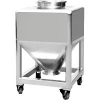 Buy cheap Round Corner Intermediate Bulk Container IBC Bulk Container No Material Left from wholesalers
