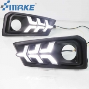 Car Drl Daytime LED Fog Lamp For Honda AMAZE Manufactures
