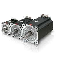 3 Phase Electric Synchronous Servo Motor With High Power Density And High Peak Torques Manufactures