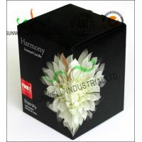 China Coated Paper Custom Printed Corrugated Boxes For Scented Candle Packaging on sale