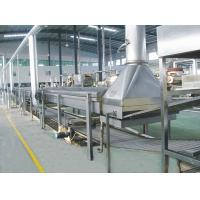 High Speed Processing Instant Noodle Making Machine Steady Performance Manufactures