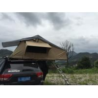 Canvas Off Road 4x4 Roof Top Tent Single Layer TL19 For Outdoor Camping Manufactures