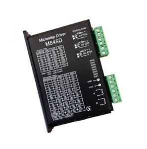 M545D 2 Phase Stepper Motor Controller 1.5A ~ 4.5A 24Vdc ~ 50Vdc Manufactures
