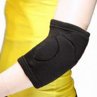 Elbow/Knee Pad, Made of Textile + SBR Manufactures