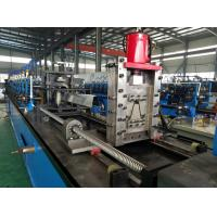 High Speed Omega Solar Roll Forming Machine Drive by Chain 40-50m/min Manufactures