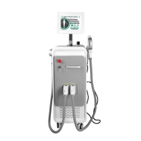 Q Switched Rf Cosmetology IPL SHR Machine Manufactures