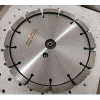 Buy cheap 200mm Laser Diamond Tuck Point Saw Blade For cutting Concrete with 15mm from wholesalers