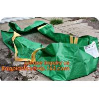 1000kg 2000kg PP New Rubbish Skip Garbage Bag,Flexible Container fibc bag for 4 tons,Eco friendly garbage dumpster Bag s Manufactures